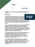 Projeto Político Pedagogico