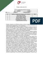 Trabajo Colaborativo 2-b La Población Del Perú y de Lima - Respuestas