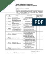 JURNAL PEMBINAAN LAPORAN PKP1