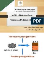 Aula_II_-_Processos_Pedogenticos