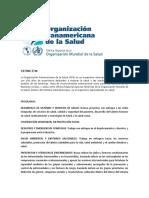 organizaciones y agremiaciones