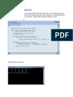 Array Multidimensi Dengan Java