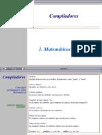 01 Compiladores Matematicas Basicas