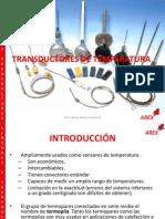 2.5 transductores de temperatura