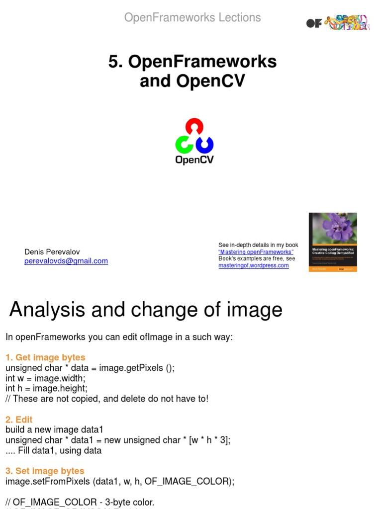 Opencv Fill