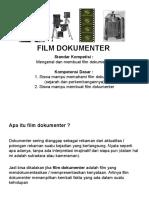 FILM DOKUMENTER edit