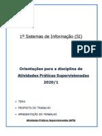 APS - 1o SI 2020.1 - PWR