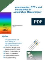 Bromberek_Temperature Measurement Presentation_2.09