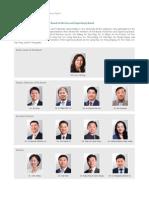 Huawei's Board of Directors