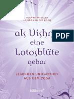 Als Vishnu Eine Lotosbluete Gebar - Legenden Und Mythen Aus Dem Yoga