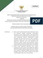 Permen PANRB No. 28 Tahun 2021