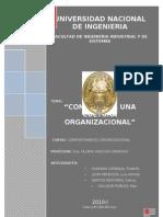 Monografia de Comportamiento Organizacional