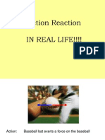 action reaction presentation