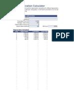 depreciation-calculator