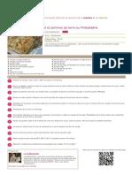 Gratin de Courge Butternut Et Pommes de Terre Au Philadelphia i Terroir