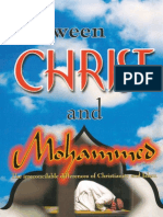 Between Christ and Mohammad