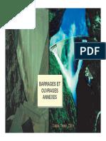 Chap 1A Generalités Barrages
