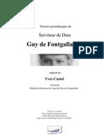 Généalogie de Guy de  Fontgalland