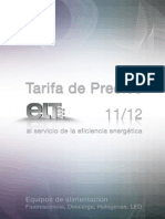 ELT Tarifa 11-12