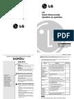 Klima uredjaj LG, tip ES-H126LLA0 - Uputstvo na srpskom jeziku
