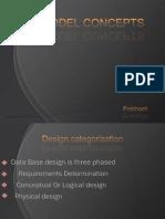 database model concept