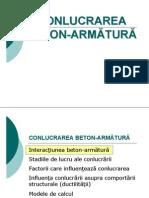 CONLUCRAREA-BETON-ARMATURA