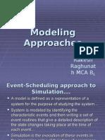 modeling approach