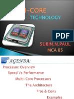 multi core technology