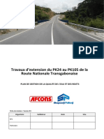 b2. Water Quality and Discharge Management Plan - French