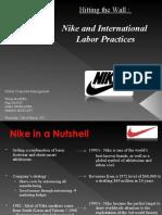 Hitting the Wall - Nike