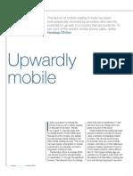Markit Magazine - Upwardly Mobile