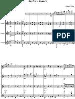 Anitra's Dance - Edward Grieg