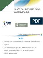 El marco de la Cuenta Satélite de Turismo de la Macaronesia