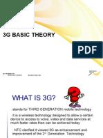 3G BASIC THEORY