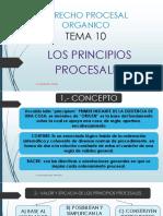 DER.PROCESAL TEMA 10