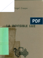 Ángel Crespo_La invisible luz