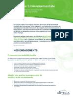 Le_Groupe_Performance_Environnementale_Politique_environnementale