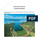 Laghi dei Balcani per Gui