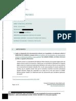 Resolución del Consejo de Transparencia a la reclamación de Maldita.es sobre la vacunación del presidente Pedro Sánchez