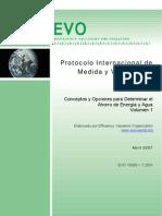 EVO - IPMVP 2007 - Espanol