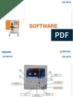 Software Aparelho de Anestesia DX-5010 RV01