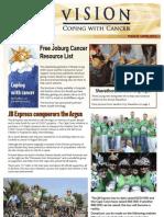 2011 March Newsletter