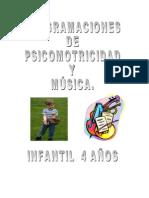 PSICOM-MÚSICA 4 AÑOS