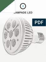 2- Lampade LED