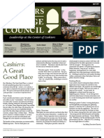 Cashiers Village Council News
