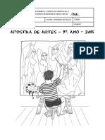 Apostila de Artes 9 Ano 2015