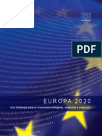 Estrategia Ue 2020