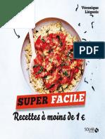 Cuisine a Moins de 1&Euro; - Super Facile - Veronique Liegeois
