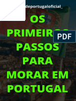 PDF Primeiros Passos Para Morar Em Portugal 2021 1