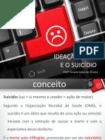 Aula I - Ideação suicida e Suicídio